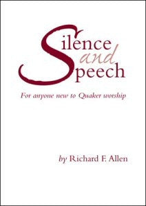 Silence and Speech (Leaflet)