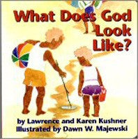 What Does God Look Like? -- Kids' Board Book