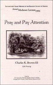 Pray and pay attention or how to enjoy Meeting for Business
