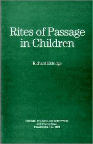Rites of Passage in Children