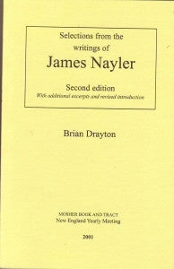 Selections from the Writings of James Nayler