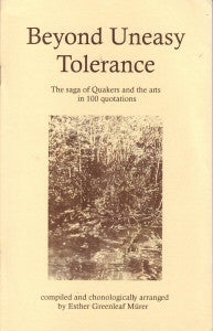 Beyond Uneasy Tolerance (Paperback)
