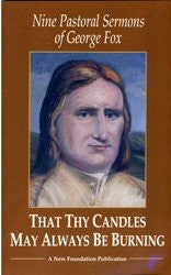 That Thy Candles