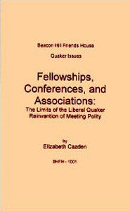 Fellowships, Conferences and Associations (Paperback)