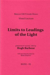 LimIt's to the Leadings of the Light