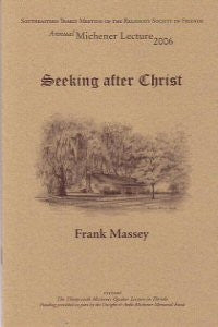 Seeking After Christ