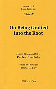 On Being Grafted Into The Root
