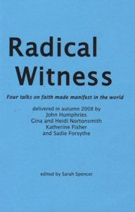Radical Witness (Paperback)