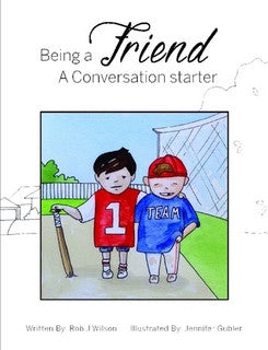 Being A Friend: A Conversation Starter