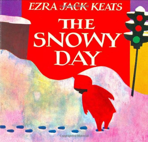 The Snowy Day  (boardbook)
