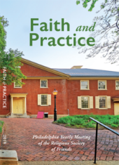 PYM Faith & Practice cover