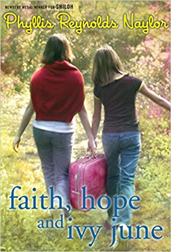 Faith, Hope and Ivy June (paper)