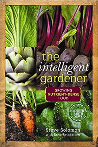 Intelligent Gardener: Growing Nutrient Dense Food