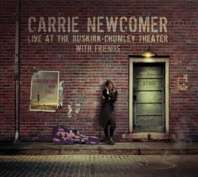 Carrie Newcomer   Live at the Buskirk Chumley Theater with Friends (available beginning 9/15)