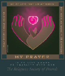 My Prayer: Poster