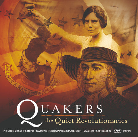 Quakers - The Quiet Revolutionaries - DVD