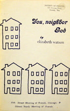 You, Neighbor God