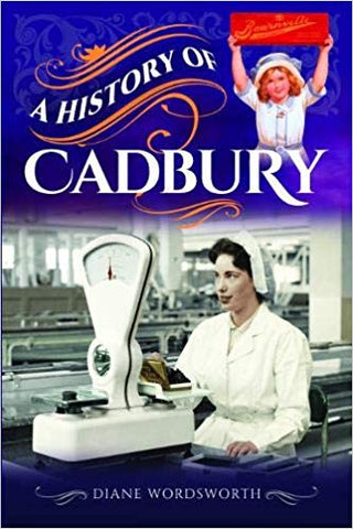A History of Cadbury - pre-order for September