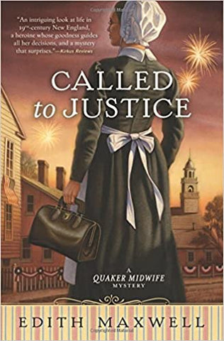Called to Justice - Quaker Midwife Mystery #2