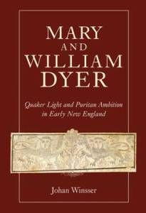 Mary and William Dyer