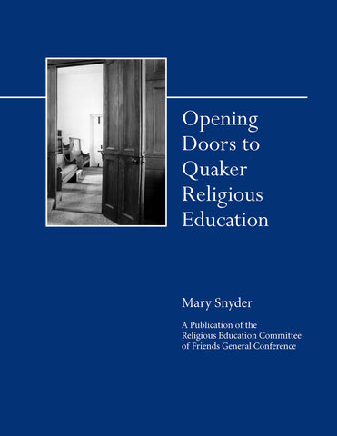Opening Doors to Quaker Religious Education (ebook)