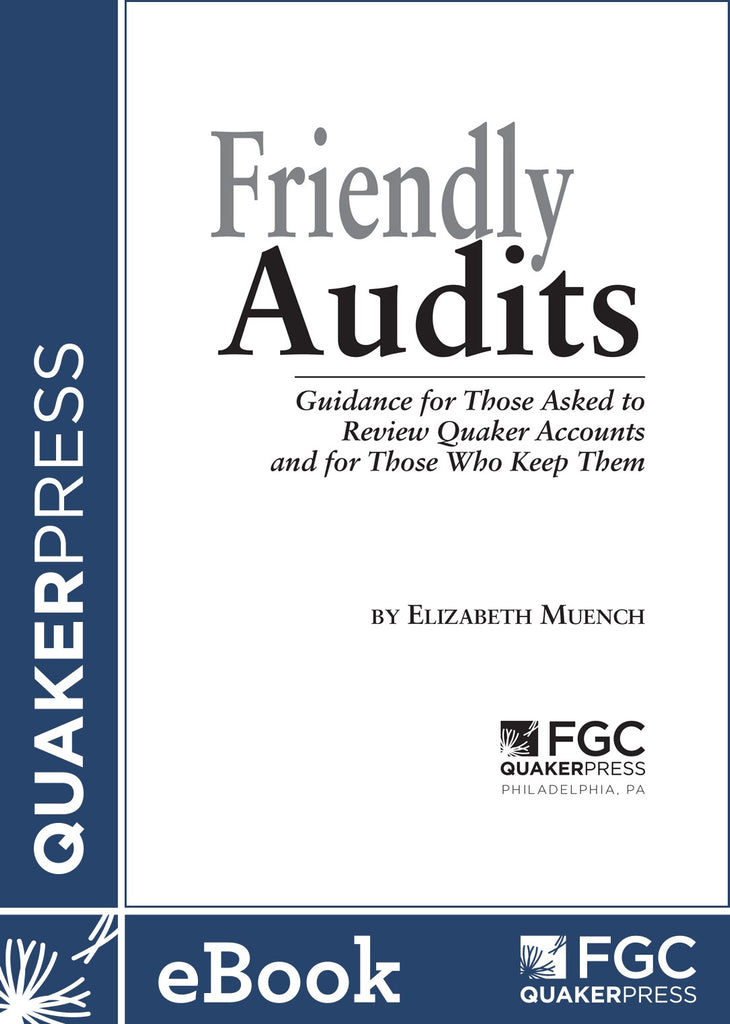 Friendly Audits (eBook)