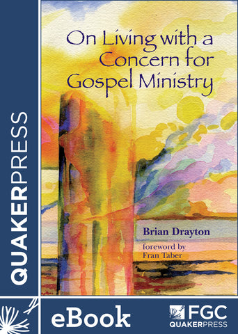 On Living with a Concern for Gospel Ministry (ebook)
