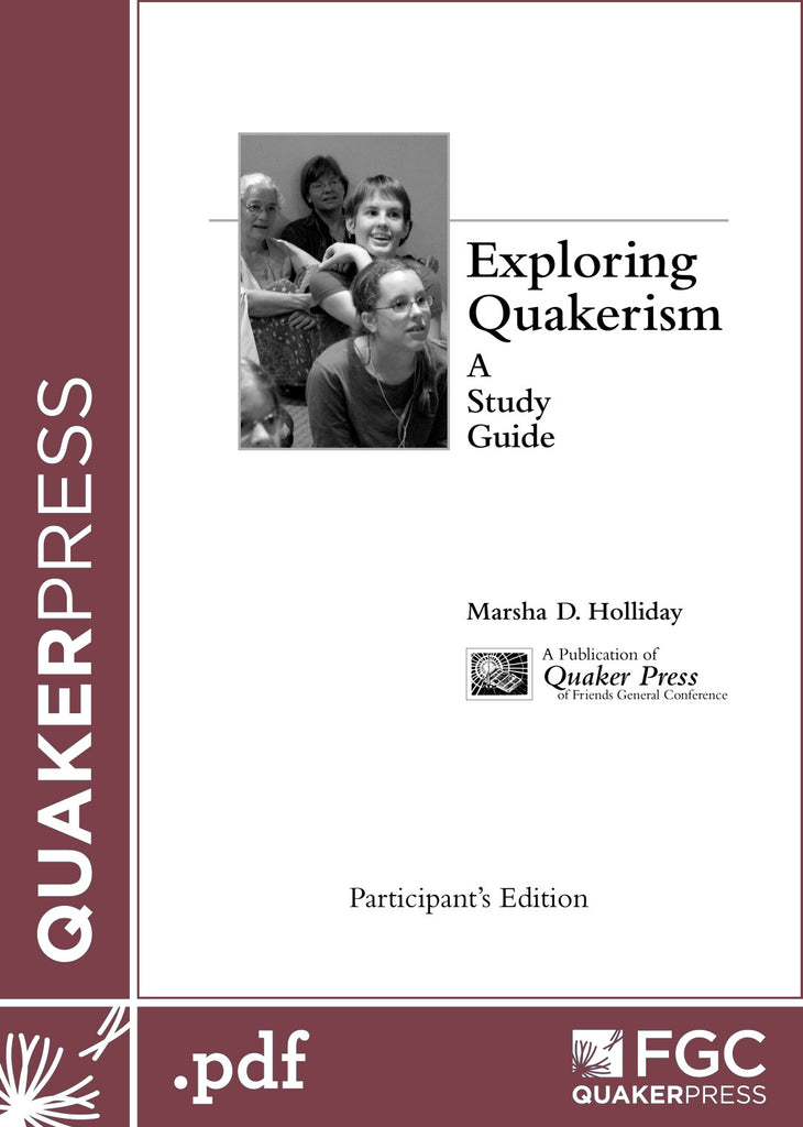 Exploring Quakerism  (eBook)