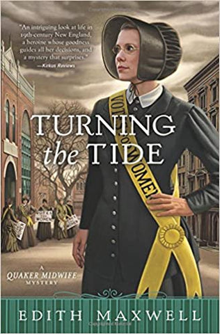 Turning the Tide - Quaker Midwife Mystery #3