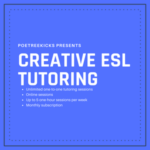 Creative ESL Tutoring