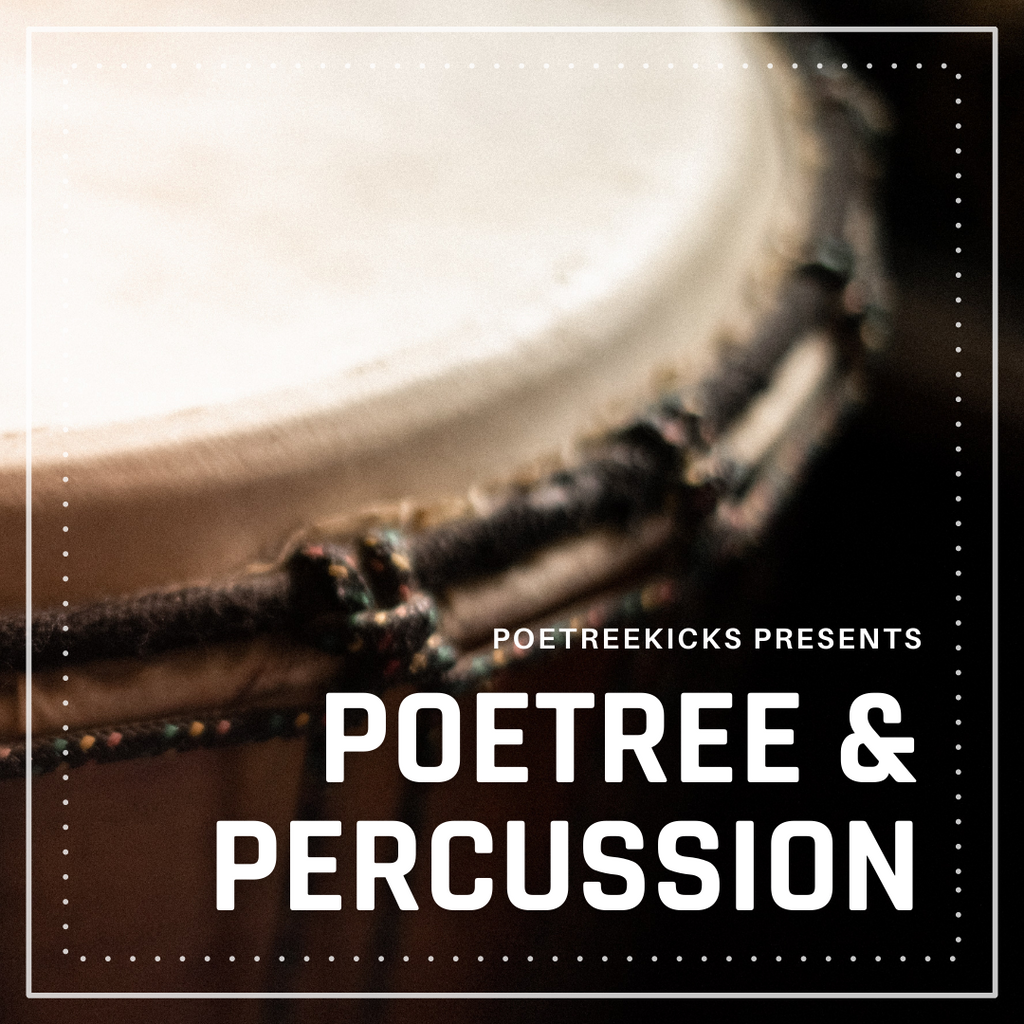 Poetree & Percussion Workshop