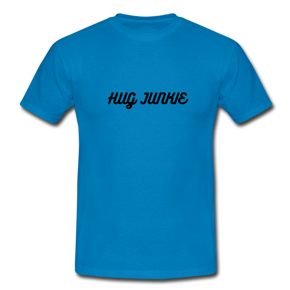 HUG JUNKIE - royal blue