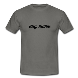 HUG JUNKIE - graphite grey
