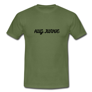 HUG JUNKIE - military green