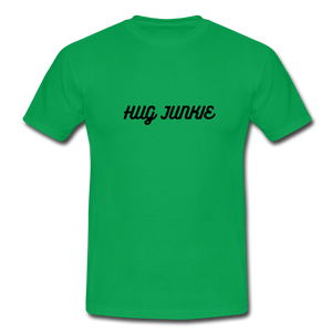 HUG JUNKIE - kelly green