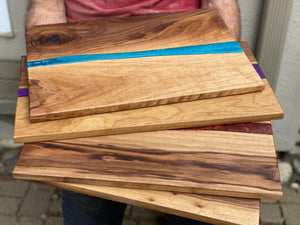 Resin Cutting Boards