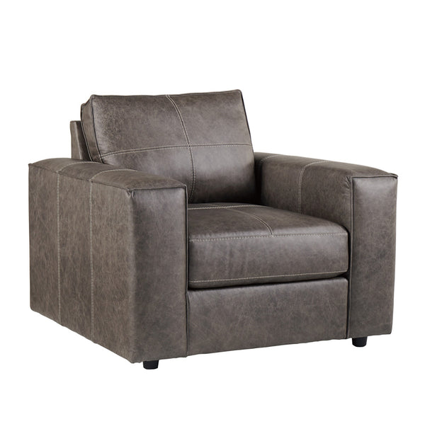 Fauteuil en cuir combiné - Ashley Furniture - 2890120