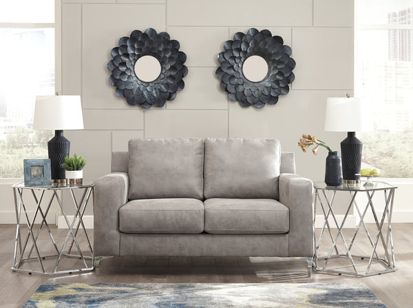 Causeuse en tissus - Ashley Furniture - 002438