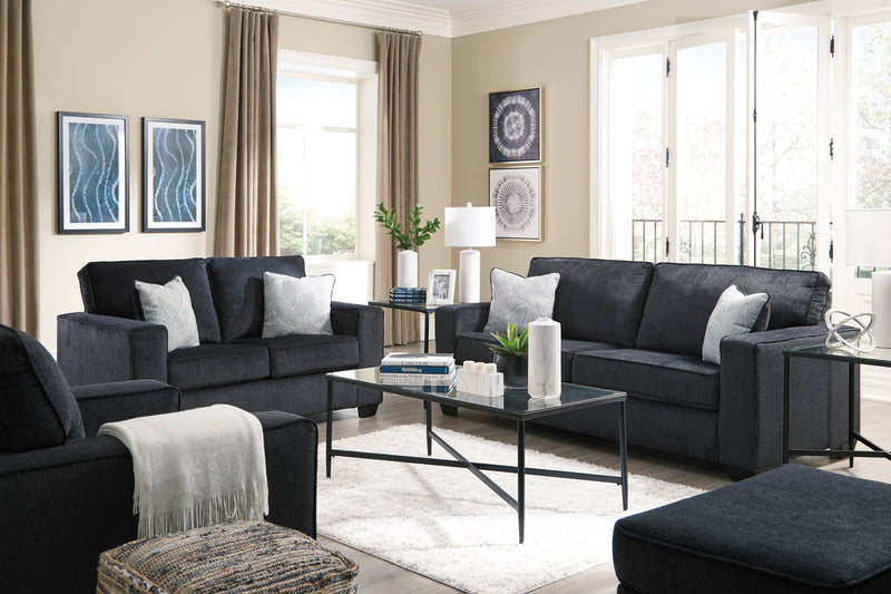 Causeuse en tissus - Ashley Furniture - 006863