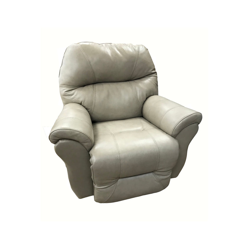 Fauteuil inclinable en cuir combiné - Best Chairs - 006543