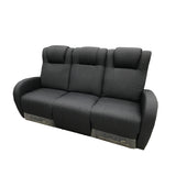 Sofa inclinable en tissus - Cazis - 001932