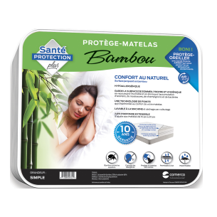 Couvre-matelas Bambou - Comerco