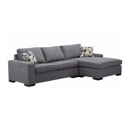 Sofa chaise longue - Enora Miami - 001165-66