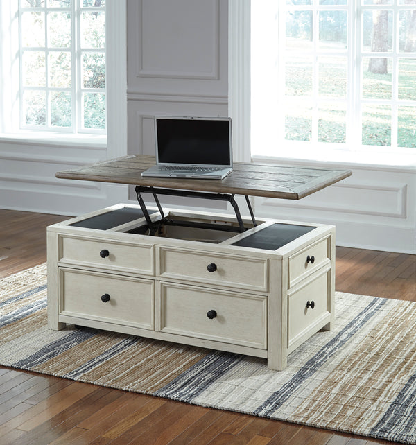 "Table de centre ""Lift top"" - Ashley Furniture"