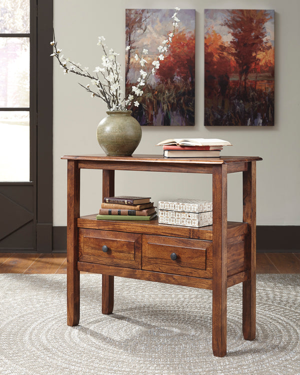 Table accent - Ashley Furniture - 001820