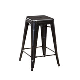 Tabouret de comptoir en métal - Ashley Furniture - 000423