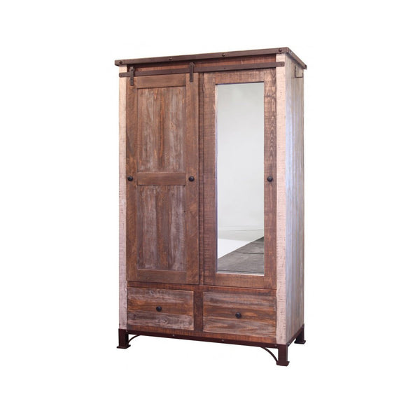 Armoire porte coulissante - International Furniture - 002121
