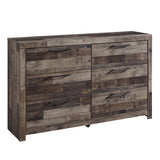 Bureau double Derekson - Ashley Furniture - 001790