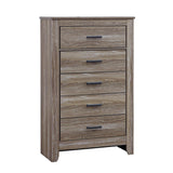 Commode 5 tiroirs Zelen - Ashley - 001490