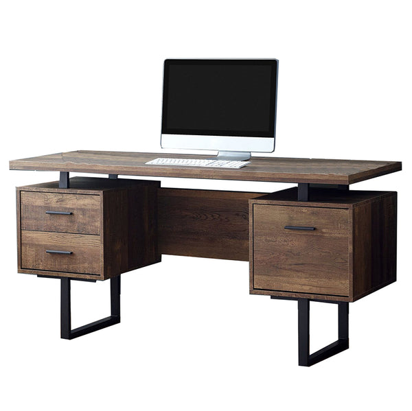 "Bureau d'ordinateur 60"" - Monarch"